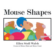 Mouse Shapes - Hardback