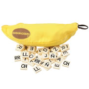 Bananagrams® Word Game - Spanish