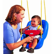 2 in 1 Snug 'N Secure Swing