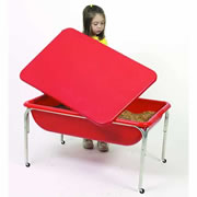 Large Sensory Table without Lid