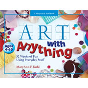 Art with Anything - Paperback