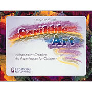 Scribble Art: Independent Creative Art Experiences for Children