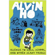 Alvin Ho: Allergic to Girls, School, and Other Scary Things - Paperback