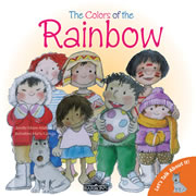 Colors of the Rainbow - Paperback