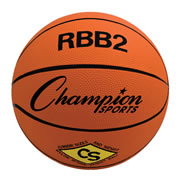 Official Jr. Rubber Basketball