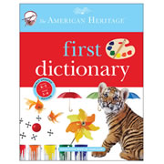 American Heritage First Dictionary (Hardcover)