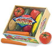 Play Time Product Vegetables