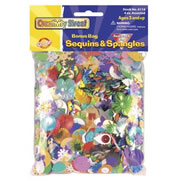 Sequins and Spangles (4 ounces)