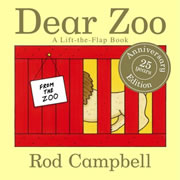 Dear Zoo - Boardbook