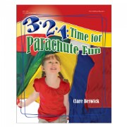 3-2-1: Time for Parachute Fun - eBook