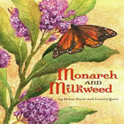 Monarch and Milkweed - Hardback