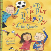The Blue Ribbon Day - Hardback