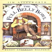 The Full Belly Bowl - Hardback