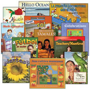 All About Preschoolers Spanish Book Set (Set of 12)