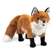 Fox Hand Puppet by Folkmanis