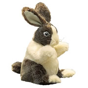Baby Dutch Rabbit Hand Puppet by Folkmanis