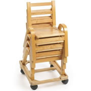 Naturalwood™ Chair Carrier