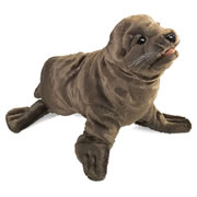 Sea Lion Hand Puppet by Folkmanis