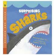 Surprising Sharks: Read and Wonder (Paperback)