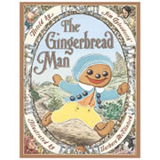 The Gingerbread Man - Hardcover