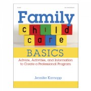 Family Child Care Basics - Paperback