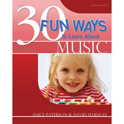 30 Fun Ways to Learn About Music - Paperback