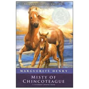 Misty of Chincoteague - Paperback