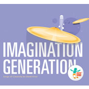 Imagination Generation CD