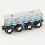 Diesel Passenger Cars (Pack of 6)