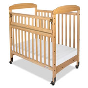 Serenity Compact SafeReach™ Clearview Crib