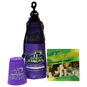 Speed Stacks Set with DVD - Royal® Purple
