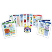 Math Visual Learning Guides Set (Grade 4)