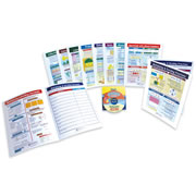 Math Visual Learning Guides Set (Grade 5)