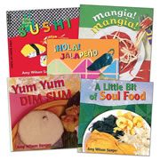 A World of Food Board Book Set (Set of 5)