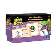 Hot Dots® Phonics Word Families Set 5