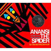 Anansi The Spider (Paperback)