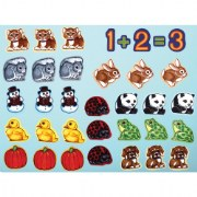 Beginners Counting Felt Set