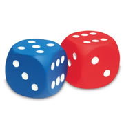 Dot Dice Set of 2