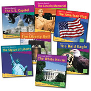 American Symbols Book Set (Set of 7)