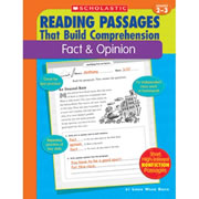 Reading Passages Fact & Opinion