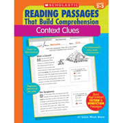 Reading Passages Context Clues