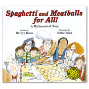 Spaghetti & Meatballs For All (Hardback)