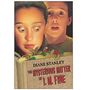 The Mysterious Matter of I. M. Fine - Paperback