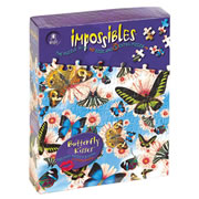 Impossible Puzzle - Butterfly Kisses (750 Pieces)