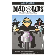 Cool Mad Libs - Paperback