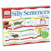 Silly Sentence Puzzle Game