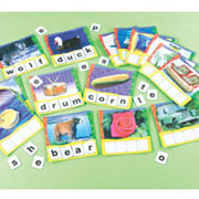Letter Word Picture Game