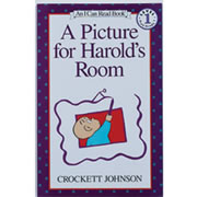 A Picture For Harold's Room (Paperback)