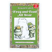 Frog And Toad All Year Long (Paperback)