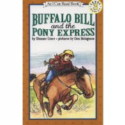 Buffalo Bill And The Pony Express (Paperback)